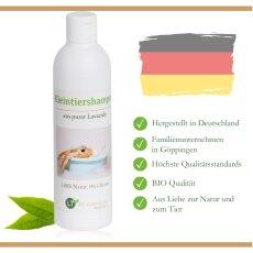 Medizinisches Kaninchenshampoo   Bio   sanfte Fellpflege ohne Chemie & Seife   gegen Juckreiz   hypoallergen   unterstützt die Wundheilung   mit original marokkanischer Lavaerde   250 ml