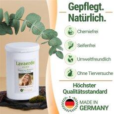 Lavaerde/Kaolin SENSITIVE | weißes, feines Pulver |...
