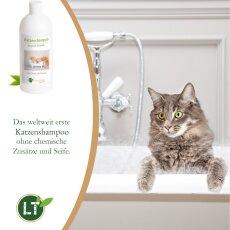 Katzenshampoo MAXI | Bio | sanfte Fellpflege ohne Chemie...