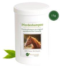Trockenshampoo für Pferde - mit original...