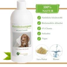 Hundeshampoo | Bio | sanfte Fellpflege ohne Chemie &...