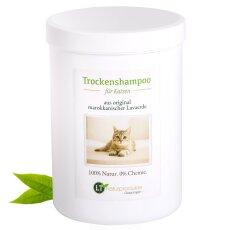 Trockenshampoo für Katzen - mit original...