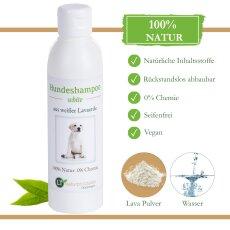 Hundeshampoo WHITE | Bio | sanfte Pflege für...