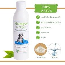 Welpenshampoo | Bio | sanfte Pflege für Hundewelpen...