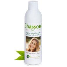 Lavaerde/Ghassoul Fertigmischung | mit original marokkanischer Tonerde | PUR | chemie- & seifenfrei | 250 ml | vegan & Bio | Wascherde Tonerde Heilerde